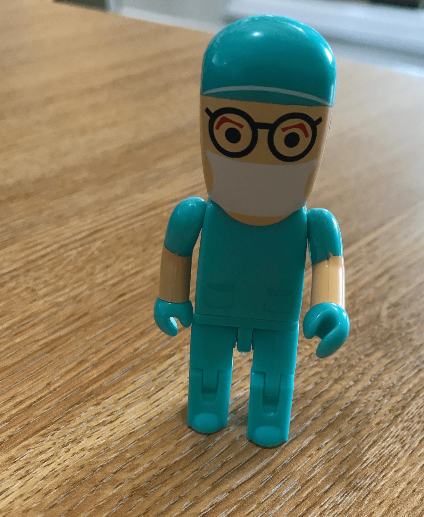 Lego Nurse image