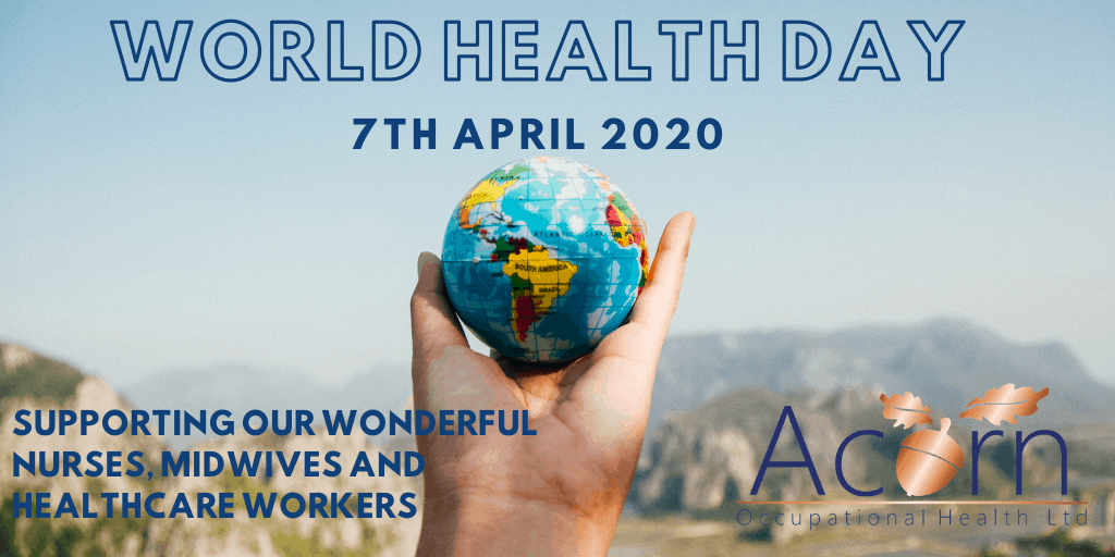 World Health Day – We Salute All Of Our Nurses