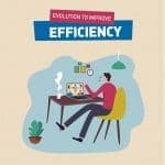 Evolution to Improve Efficiency